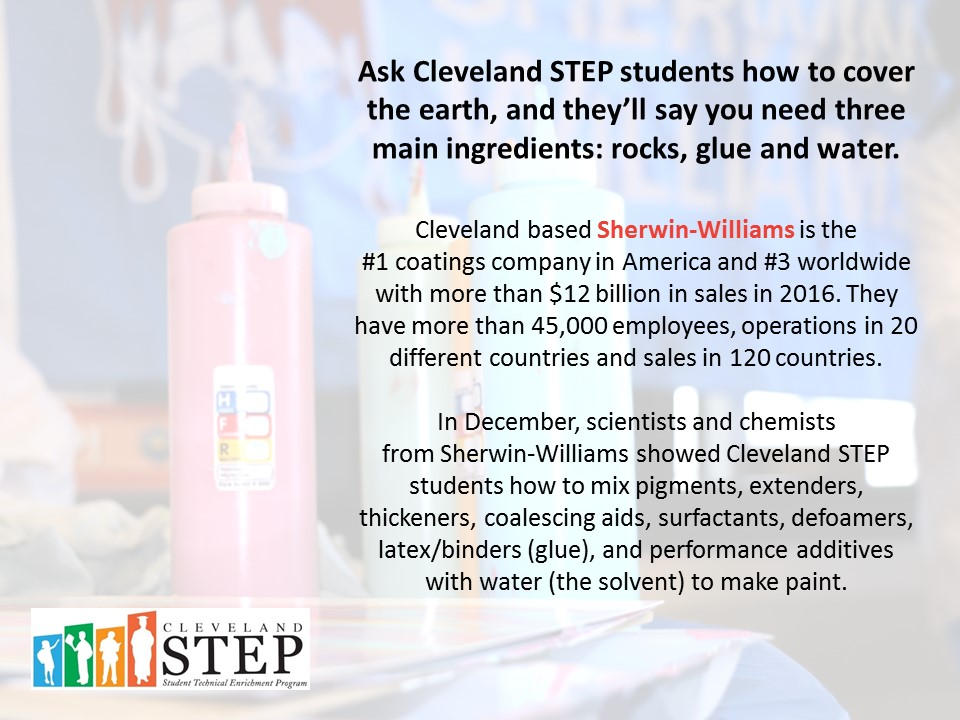 education & outreach | Cleveland Water Department